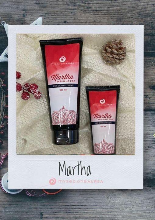Scrub per capelli: i benefici di MARTHA SCRUB NO POO BIO