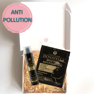 Kit Regalo Viso Anti-Pollution